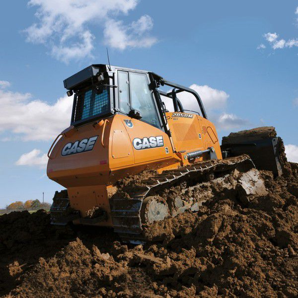 Case 2050 M bulldozer | Key-Tec