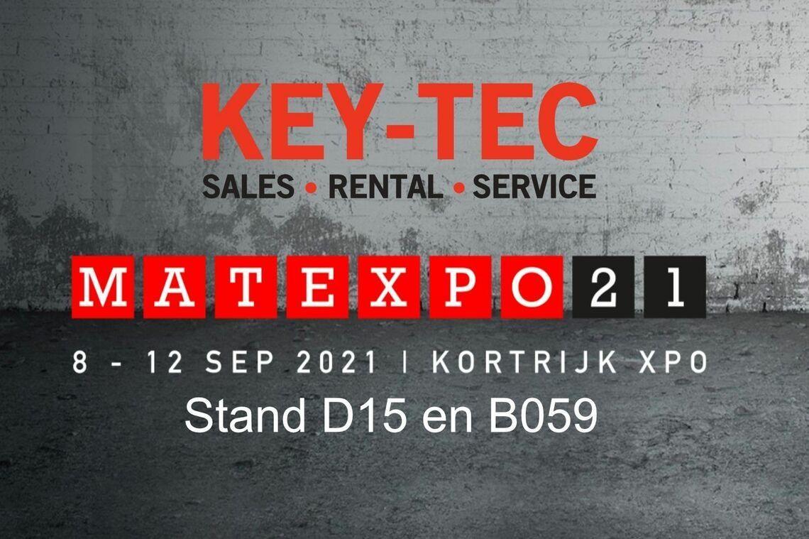 Key-Tec op Matexpo 2021