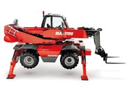 Manitou MRT 1840 EASY roterende verreiker Review